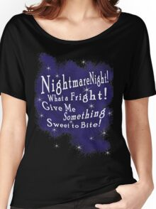 Nightmare Night Women's Relaxed Fit T-Shirt