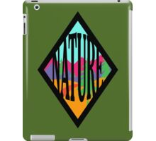 Nature Stamp iPad Case/Skin