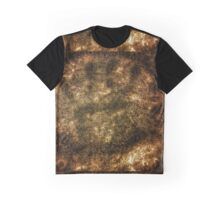 Rustic Handprint Graphic T-Shirt