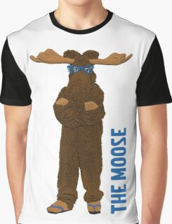 I am The Moose Graphic T-Shirt