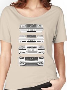 Volvo's Fab Four Chassis Women's Relaxed Fit T-Shirt
