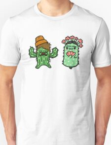 Prickly Pair Unisex T-Shirt