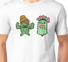 Prickly Pair Unisex T-Shirt