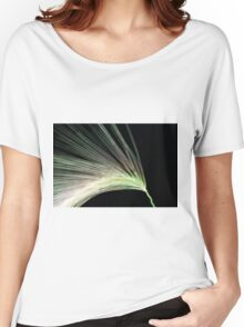 A Foxtail Seed In Flight - Macro Women's Relaxed Fit T-Shirt