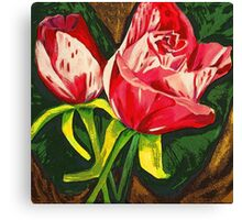 Heartrose Canvas Print