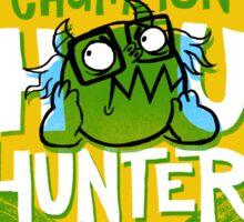 Champion Ghoul Hunter Sticker