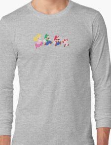 Mario Party Long Sleeve T-Shirt