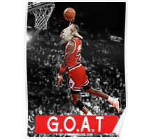 The G.O.A.T Poster