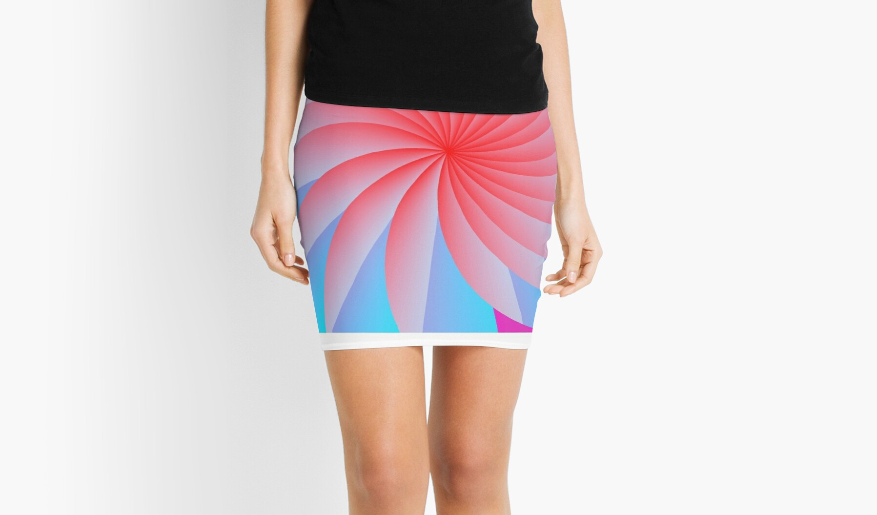 http://www.redbubble.com/people/zedpower/works/21555122-pink-pillow-posse?asc=u&p=pencil-skirt&rel=carousel