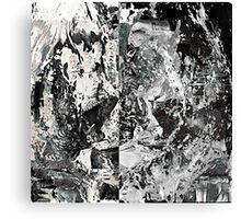 BW 024 Canvas Print