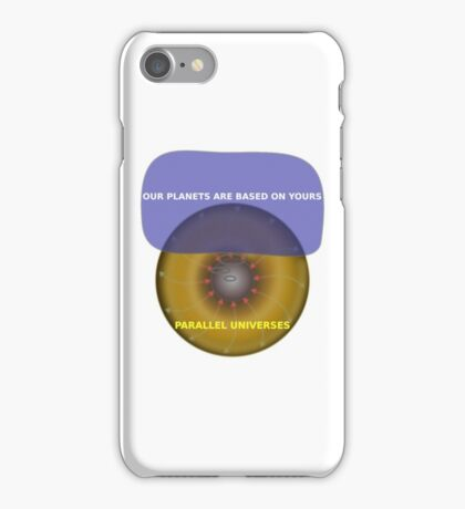 Parallel Universes - Assurant iPhone Case/Skin