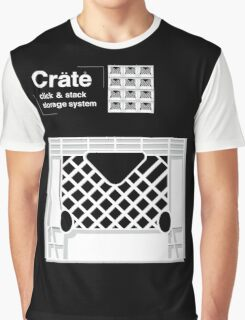 Crate System Graphic T-Shirt