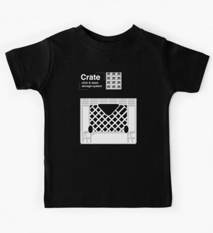Crate System Kids Clothes