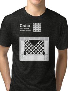 Crate System Tri-blend T-Shirt