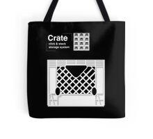 Crate System Tote Bag