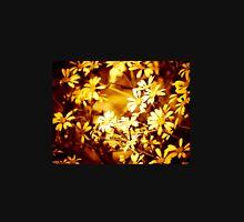 Autumn colours, simple flowers Women's Tank Top