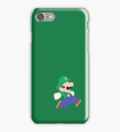 Mario Party (Luigi) iPhone Case/Skin