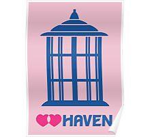Cosplay Havens Lantern Poster