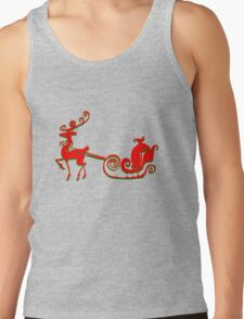 Reindeer Tee (2764  Views) T-Shirt