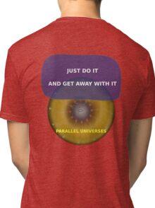 Parallel Universes - Nike2 Tri-blend T-Shirt