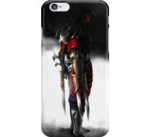 League of Legends - Zed - Phone Case and Shirt iPhone Case/Skin