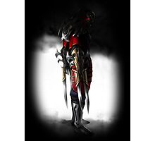 League of Legends - Zed - Phone Case and Shirt Photographic Print