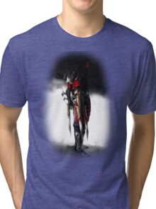 League of Legends - Zed - Phone Case and Shirt Tri-blend T-Shirt
