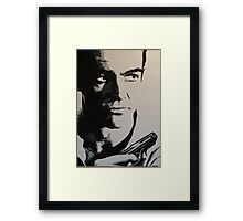 The One and Only Framed Print