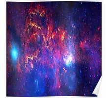 Core of the Milkyway Poster