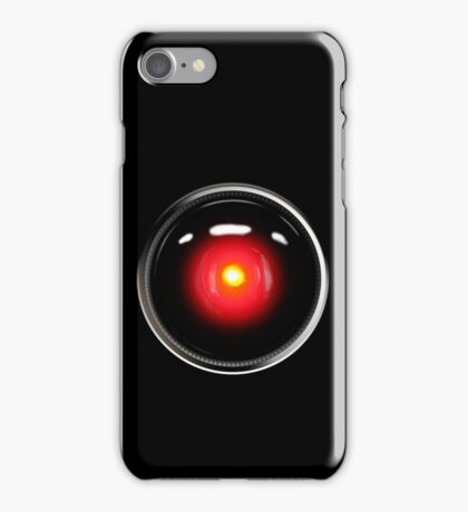 HAL9000 iPhone Case/Skin