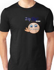 Zip Up ! (7712 Views) Unisex T-Shirt
