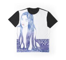 Water Nymph L Graphic T-Shirt