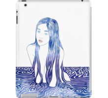 Water Nymph L iPad Case/Skin