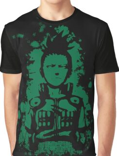 shikamaru grunge sign Graphic T-Shirt