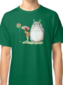 grown up totoro Classic T-Shirt