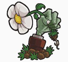 Apple Plant Vs Zombie Plant One Piece - Long Sleeve