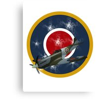 British Airforce Canvas Print
