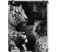 Big cats iPad Case/Skin