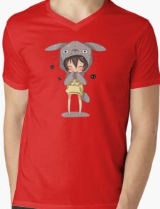 totoro cosplay Mens V-Neck T-Shirt