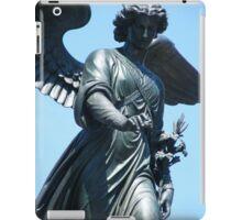Bethesda Fountain Statue iPad Case/Skin