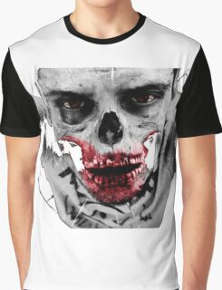 Zombie-Blood Graphic T-Shirt