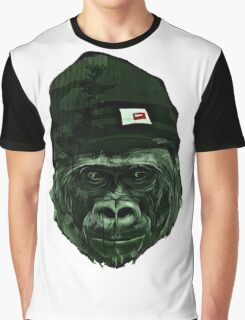 Gorillas-wildlife  Graphic T-Shirt
