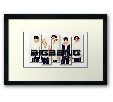 BigBang Framed Print