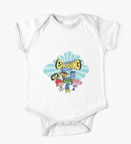 Cha Ching 1 One Piece - Short Sleeve