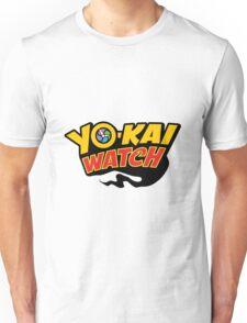 Yokai Watch logo Unisex T-Shirt