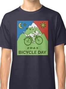 LSD - Bicycle Day 1943 Vintage T-Shirts Classic T-Shirt