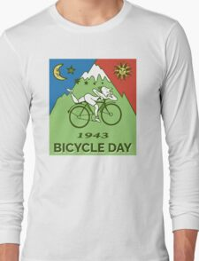 LSD - Bicycle Day 1943 Vintage T-Shirts T-Shirt
