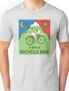 LSD - Bicycle Day 1943 Vintage T-Shirts Unisex T-Shirt