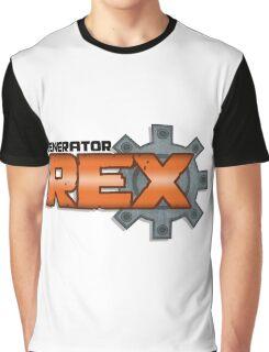 generator rex logo Graphic T-Shirt