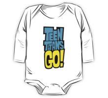 Teen Titans Go! Logo One Piece - Long Sleeve